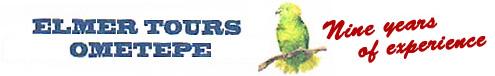 Elmer Tours - Ometepe